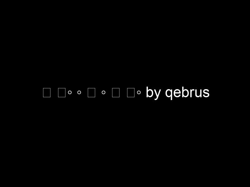 ⃝ ⃝◦ ◦ ◯ ◦ ⃝ ⃝◦ by qebrus